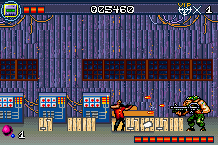 V.I.P. - Level 1-2 - The first boss - User Screenshot